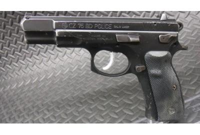 CZ-75BD Police - Scarce model